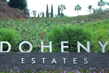 Doheny Estates<br><small>Hollywood Hills, Los Angeles<br><small>UNDER CONSTRUCTION</small></small>