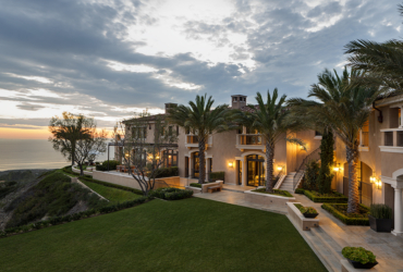 PELICAN CREST RESIDENCE<br><small>Newport Coast, CA<br><small>COMPLETED</small></small>