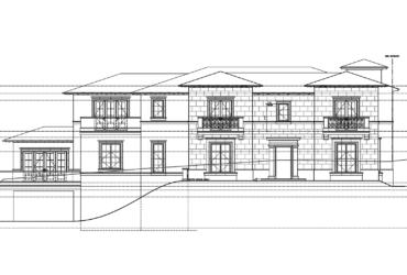 VILLA LUNA<br><small>Newport Coast, CA<br><small>UNDER CONSTRUCTION</small></small>