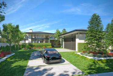 Duxbury Residence<br><small>Los Angeles, CA<br><small>UNDER CONSTRUCTION</small></small>