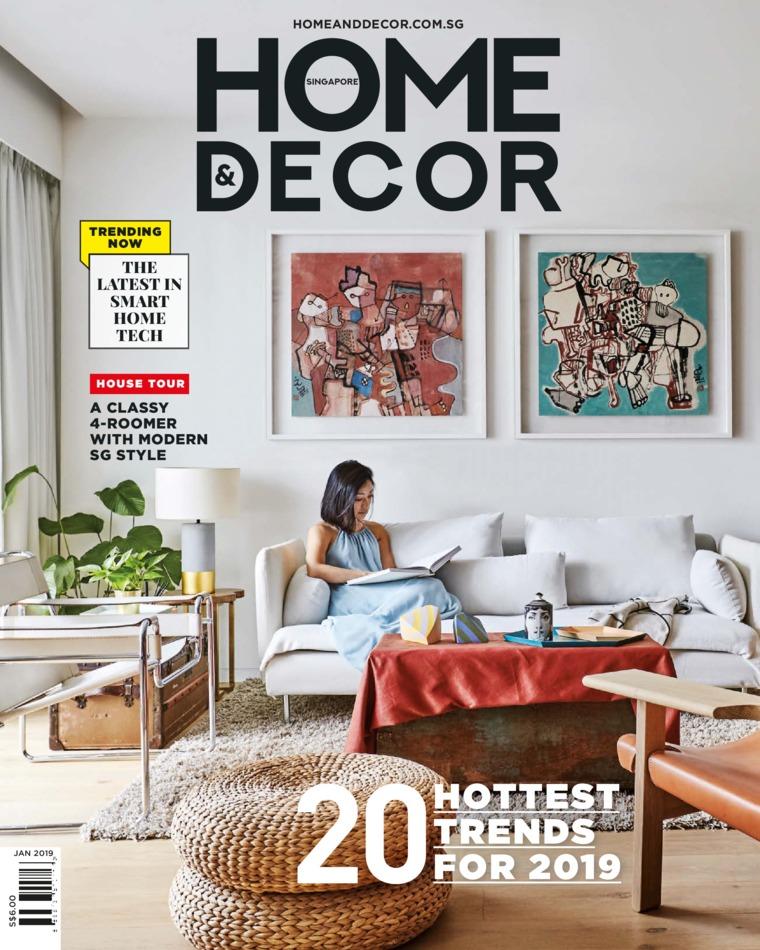Singapore Home Decor January 2019 Studio Jackson